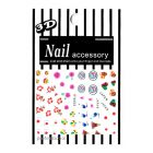 Sticker 3D nail art - simboluri japoneze