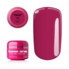 Gel UV Base One Color - Garnet Red 11, 5g