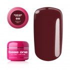 Gel UV Base One Color - Cosmic Red 68, 5g