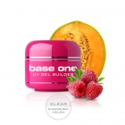 Gel de unghii Base One – Clear Raspberry Melon, 5g