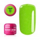 Gel UV Base One Neon - Lime Tree 22, 5g