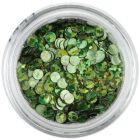 Paiete - verde măslină, hologramă