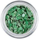 Paiete - verzi cu dungi verde închis