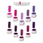 10 bucăți Gel UV colorat - Violet