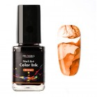 Nail art color Ink 12ml - Orange