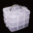 Cutie de depozitare din plastic