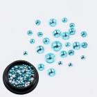 Cristale Swarovski pentru nail art 1-5mm - Albastru