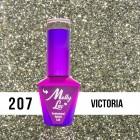 MOLLY LAC UV/LED Sensual - Victoria 207, 10ml