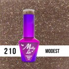 MOLLY LAC UV/LED Obsession - Modest 210, 10ml