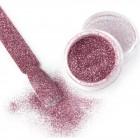 Pulbere decorativă strălucitoare - Efect Velvet nr. 6 - roz, 3g