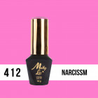 Gel UV/LED  Pablo Rozz - Narcism 412, 10ml