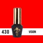 MOLLY LAC UV/LED  Pablo Rozz - Vision 430, 10ml