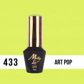 MOLLY LAC UV/LED  Pablo Rozz - Art Pop 433, 10ml