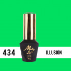 MOLLY LAC UV/LED  Pablo Rozz - Illusion 434, 10ml