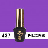 MOLLY LAC UV/LED  Pablo Rozz - Philosopher 347, 10ml