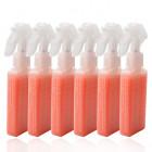 Spray de parafină - Peach, 6x80g / SET