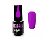 Gel colorat Inginails - Neon Violet 020, 5ml