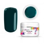 Inginails gel colorat UV/LED - Hunter Green, 5g