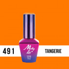 MOLLY LAC UV/LED Antidepressant - Tangerie 491, 10ml
