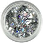 Lacrimi - argintii, hologramă