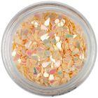 Confetti lacrimă - culoarea piersicii