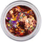 Paiete arămii pentru tipsuri acvariu - diamante, hologramă