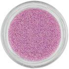 Perle pentru unghii, 0,5 mm – roz-mov
