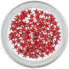 Strasuri roșii, stele