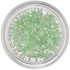 Stele decorative cu efect perlat - verde deschis